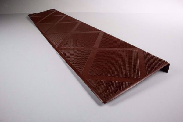Picture of Composite Anti-Slip Stair Tread 48 in. Colonial Red Step Cover