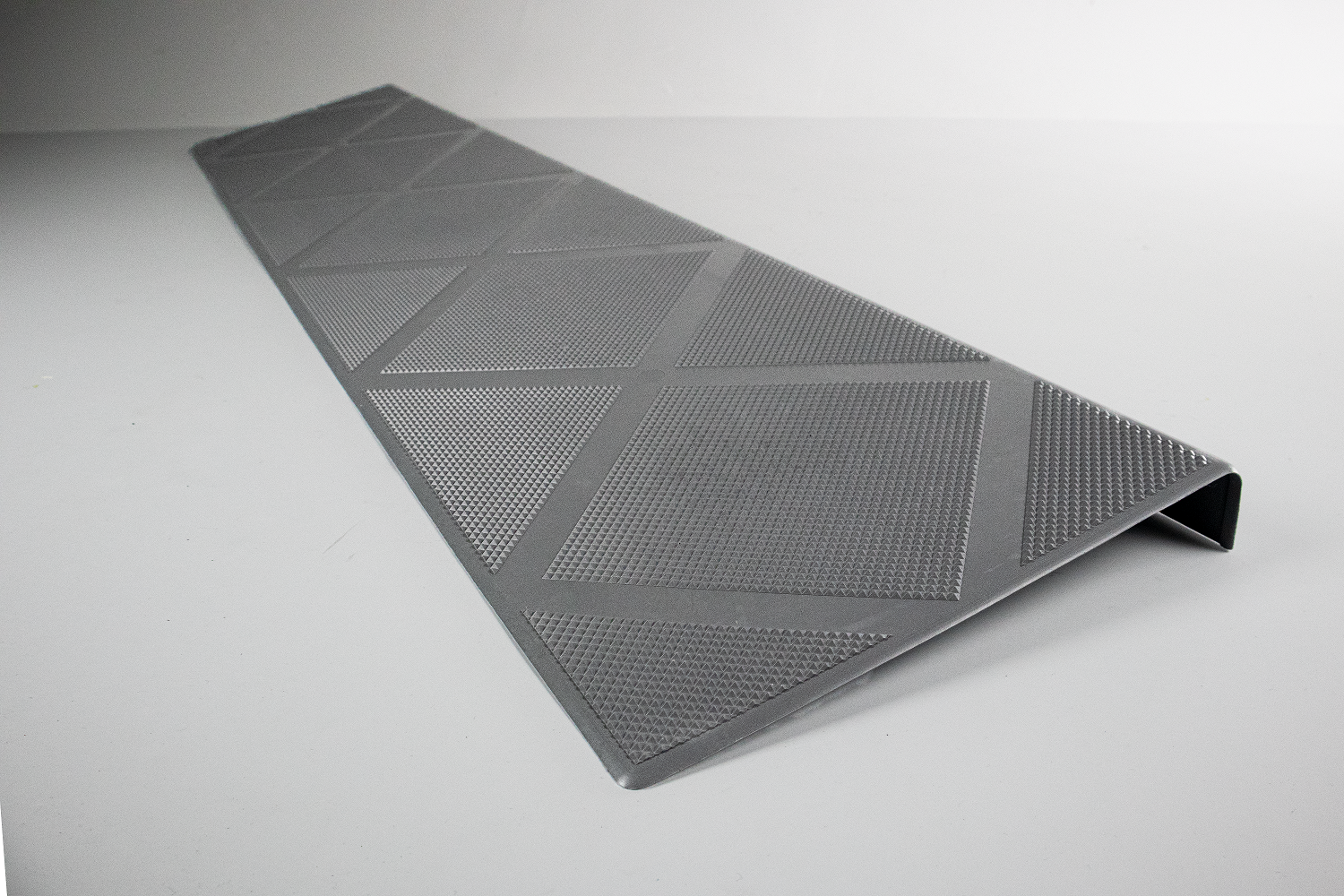 ComposiGrip Grey Step Cover